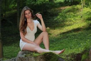 Brigitos asmeninė fotosesija gamtoje